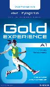 Cover-Bild zu Gold Experience A1 eText & MyEnglishLab Student Access Card von Aravanis, Rosemary