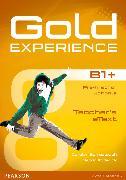 Cover-Bild zu Gold Experience B1+ eText ActiveTeach Disc von Barraclough, Carolyn