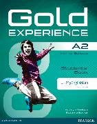 Cover-Bild zu Gold Experience A2 Students' Book with DVD-ROM and MyEnglishLab von Alevizos, Kathryn