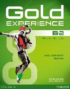 Cover-Bild zu Gold Experience B2 Students' Book with DVD-ROM von Stephens, Mary
