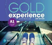 Cover-Bild zu Gold Experience 2nd Edition A1 Class Audio CDs von Barraclough, Carolyn