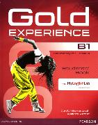 Cover-Bild zu Gold Experience B1 Students' Book with DVD-ROM and MyEnglishLab von Barraclough, Carolyn