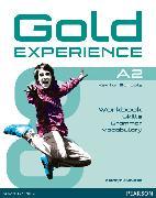 Cover-Bild zu Gold Experience A2 Language and Skills Workbook von Alevizos, Kathryn