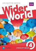 Cover-Bild zu Wider World Level 4 Students' Book von Barraclough, Carolyn