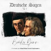 Cover-Bild zu Deutsche Sagen (Audio Download) von Grimm, Brüder