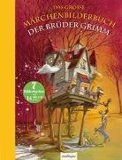 Cover-Bild zu Das große Märchenbilderbuch der Brüder Grimm von Brüder Grimm