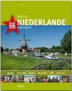 Cover-Bild zu Best of Niederlande - 66 Highlights von Zaglitsch, Hans (Fotogr.)