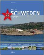 Cover-Bild zu Best of Schweden - 66 Highlights von Riekens, Matthias