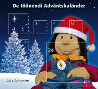 Cover-Bild zu Brigä und Adonette - De töönendi Adväntskaländer von Gerber-Urfer, Brigitte (Text von)