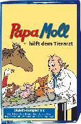 Cover-Bild zu Papa Moll hilft dem Tierarzt von Krejci, Kamil (Gelesen)