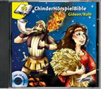 Cover-Bild zu ChinderHörspielBible 08. Gideon / Ruth