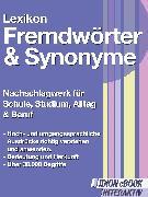 Cover-Bild zu Lexikon Fremdwörter Synonyme (eBook)
