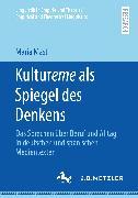 Cover-Bild zu Kultureme als Spiegel des Denkens (eBook) von Mast, Maria