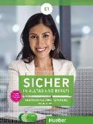 Cover-Bild zu Sicher in Alltag und Beruf! C1. Medienpaket von Schwalb, Susanne