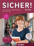 Cover-Bild zu Sicher! aktuell B2 / Medienpaket. 2 Audio-CDs und 1 DVD zum Kursbuch von Perlmann-Balme, Michaela
