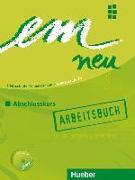Cover-Bild zu em neu C1. Abschlusskurs 2008. Arbeitsbuch mit CD von Orth-Chambah, Jutta