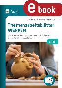 Cover-Bild zu Themenarbeitsblätter Werken (eBook) von Troll, Christa