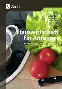 Cover-Bild zu Hauswirtschaft für Anfänger von Troll, Christa