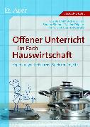 Cover-Bild zu Offener Unterricht im Fach Hauswirtschaft, Band 2 von Troll, Christa