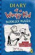 Cover-Bild zu Diary of a Wimpy Kid: Rodrick Rules (Book 2) von Kinney, Jeff