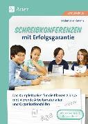 Cover-Bild zu Schreibkonferenzen mit Erfolgsgarantie von Pohlmann, Stefanie