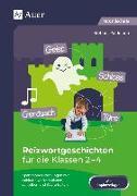 Cover-Bild zu Reizwortgeschichten für die Klassen 2-4 von Pohlmann, Stefanie