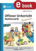 Cover-Bild zu Offener Unterricht Mathematik - praktisch Klasse 3 (eBook) von Pohlmann, Stefanie