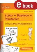 Cover-Bild zu Loben - Belohnen - Verstärken (eBook) von Pohlmann, Stefanie