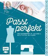 Cover-Bild zu Passt perfekt - Schnittmuster an die eigene Körperform anpassen (eBook) von Rensch-Bergner, Meike