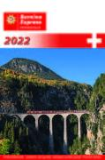 Cover-Bild zu Cal. Bernina-Express 2022 Ft. 14,8x22