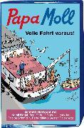 Cover-Bild zu Papa Moll Volle Fahrt (Kraft) voraus! von Krejci, Kamil (Gelesen)