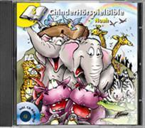 Cover-Bild zu ChinderHörspielBible 02. Noah
