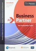 Cover-Bild zu Business Partner A2 Coursebook with Digital Resources