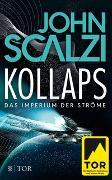 Cover-Bild zu Kollaps - Das Imperium der Ströme 1 von Scalzi, John