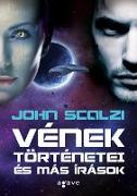 Cover-Bild zu Vének történetei és más írások (eBook) von Scalzi, John