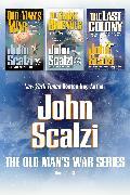 Cover-Bild zu Old Man's War Boxed Set I (eBook) von Scalzi, John