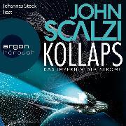 Cover-Bild zu Kollaps - Das Imperium der Ströme 1 (Ungekürzte Lesung) (Audio Download) von Scalzi, John