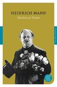 Cover-Bild zu Professor Unrat oder Das Ende eines Tyrannen von Mann, Heinrich