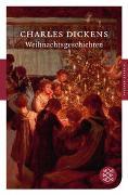 Cover-Bild zu Weihnachtsgeschichten von Dickens, Charles