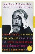 Cover-Bild zu Meistererzählungen (eBook) von Schnitzler, Arthur
