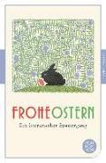 Cover-Bild zu Frohe Ostern (eBook) von Gommel-Baharov, Julia (Hrsg.)