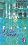 Cover-Bild zu Der Tod in Venedig von Mann, Thomas