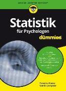 Cover-Bild zu Statistik für Psychologen für Dummies