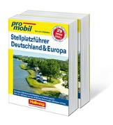 Cover-Bild zu Stellplatzführer Deutschland & Europa 2020/2021