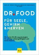 Cover-Bild zu Dr. Food für Seele, Gehirn und Nerven