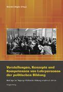 Cover-Bild zu Vorstellungen, Konzepte und Kompetenzen von Lehrpersonen der politischen Bildung von Allenspach, Dominik