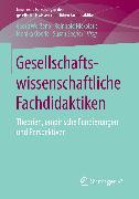 Cover-Bild zu Gesellschaftswissenschaftliche Fachdidaktiken (eBook) von Oberle, Monika (Hrsg.)