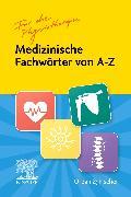 Cover-Bild zu Medizinische Fachwörter von A-Z von Sauer, Kristin