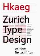 Cover-Bild zu Zurich Type Design