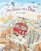 Cover-Bild zu Der kleine rote Bus - In der Stadt (eBook) von Eisenburger, Doris